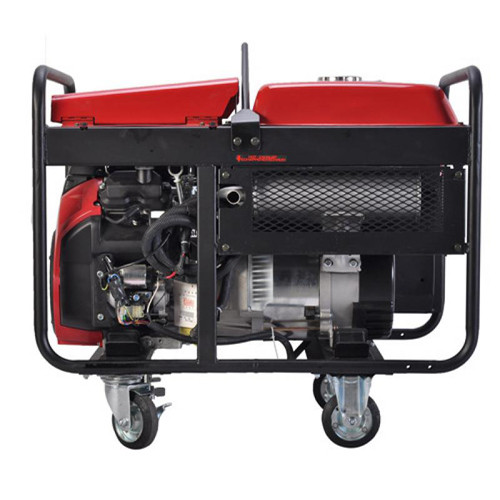 50Hz 60Hz AC Three Phase Portable Gasoline Generator , 12kw home electrical generators