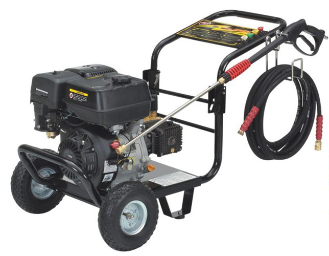 2900Psi 9HP Gasoline Portable High Pressure Washer with handle and wheels