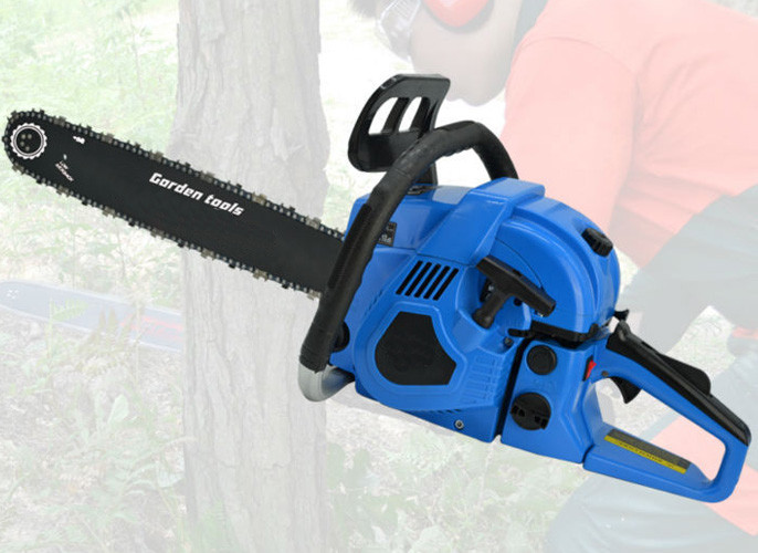 52CC 2.3kw Powerful lightweight gas chainsaw WITH CE Standard