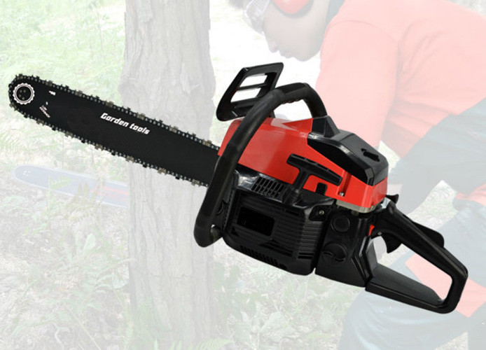 18 Inch 22 Inch 52cc Gas Powered Chain Saw with best ignition coil