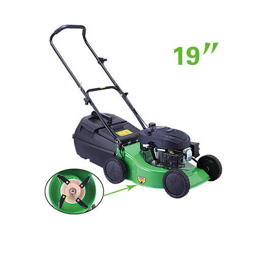 "19"" , 4HP Hand - push Steel Garden lawn mower With CE Approved"