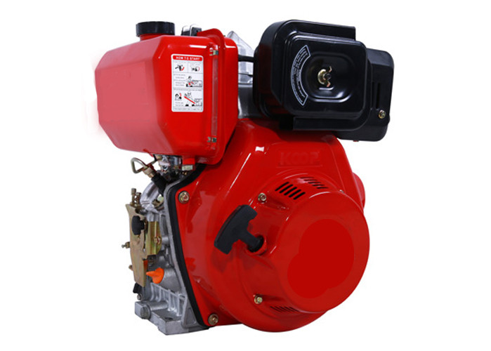 11HP Air cooled single cylinder 4- Stroke 186F 10 hp small diesel engines