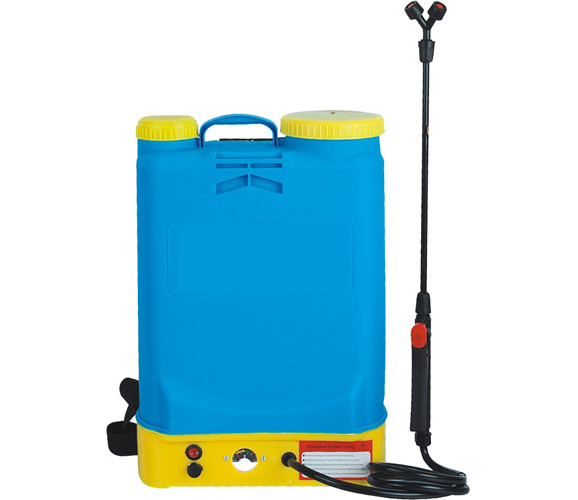 Commercial backpack sprayers garden / battery operated agricultural sprayer