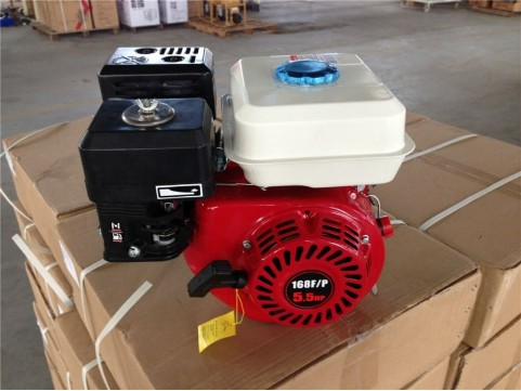 6.5HP Agricultural Usage Small Gas Engine / High Efficient Gasoline Engine 4- Stroke