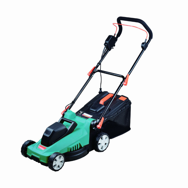 42cm Electric Garden Lawn Mower Motor 2000W Belt Drive 3500/Min Speed