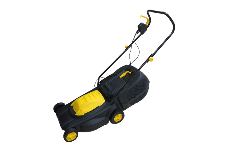 Light Weight Garden Lawn Mower With Foldable Handle Bar 20-70mm Height